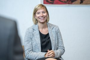 Pfarrerin Friederike Fischer ist offiziell gewählt