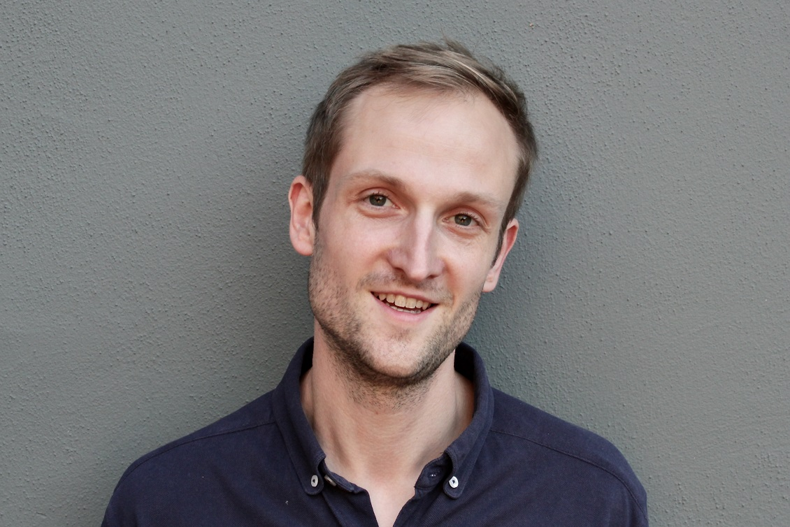 Pfarrer Benjamin Schütz ist in 2021 bei uns Pfarrer im Probedienst