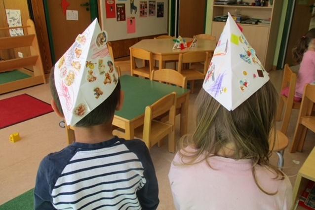 Be'hütet' – Kitagottesdienst in der Kindertagesstätte Usedomstraße